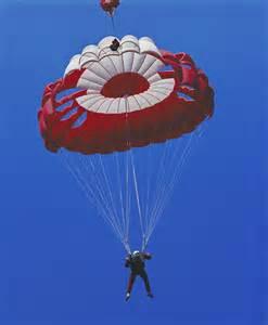 parachute art
